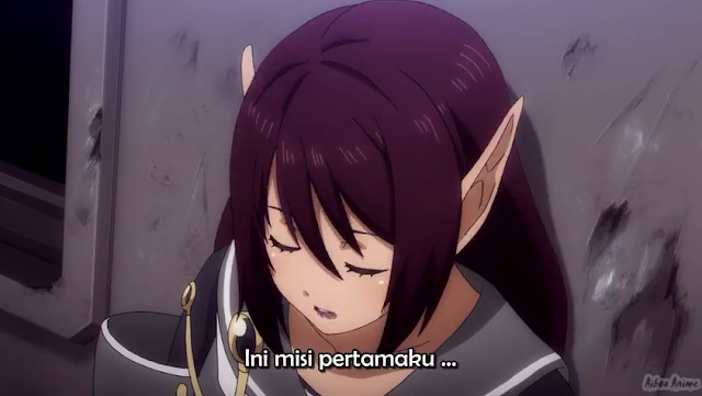 Phantasy Star Online 2 - Episode Oracle 05 Subtitle Indonesia
