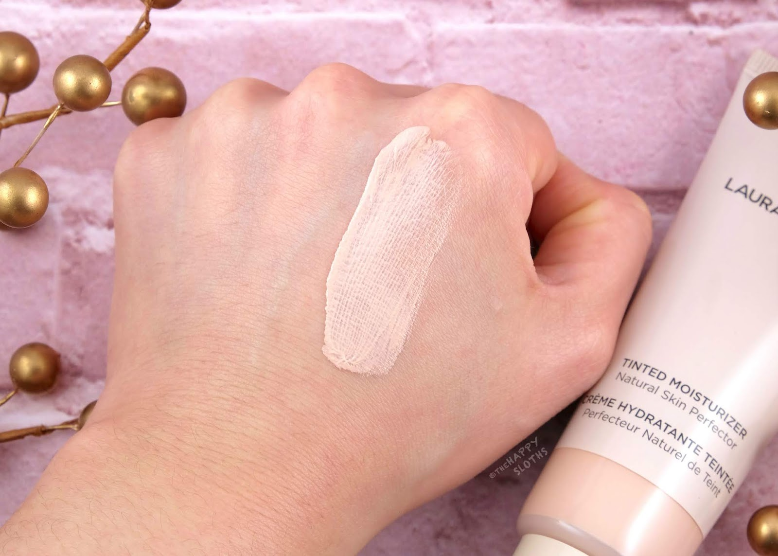 "Laura Mercier | Tinted Moisturizer Natural Skin Perfector in ""0N1"": Review and Swatches"