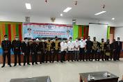 Wabup Pidie Jaya Lantik Imum Mukim dan Keuchik