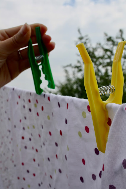 laundry Rope Source washing line strong pegs