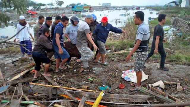 Korban Meninggal Dunia Akibat Gempa di Palu Bertambah Jadi 384 Orang