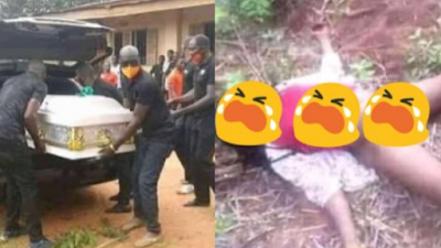 Tears As Jambite Who Was Raped And Strangled To Death Is Laid To Rest (Photos)