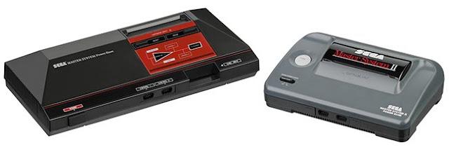 diferencias Sega Master System 1 y 2