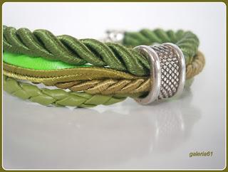 wygrana w candy, do mordoru w lewo, bransoletka z zielonych sznurów