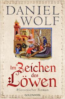 Im Zeichen des Löwen von Daniel Wolf