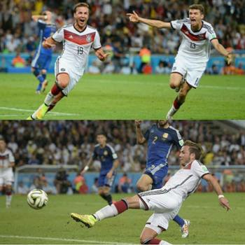 2014FIFAワールドカップ決勝戦