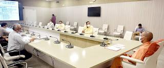 मुख्यमंत्री योगी आदित्यनाथ के समक्ष जेल मैनुअल के संशोधित ड्राफ्ट के सम्बन्ध में प्रस्तुतीकरण कारागारों में बंदियों के व्यवहार में व्यापक सुधार के प्रयास किए जाने चाहिए
