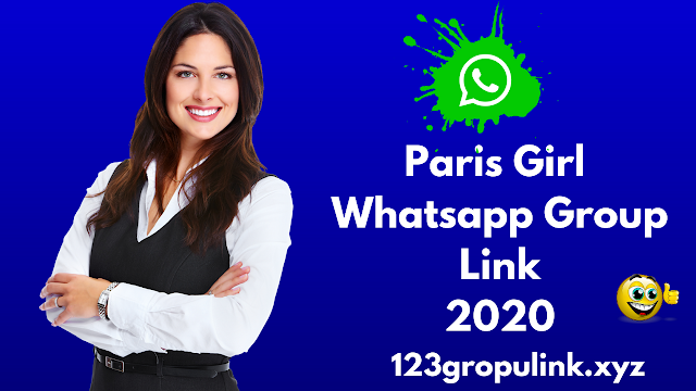 Join 800+ paris girl whatsapp group link