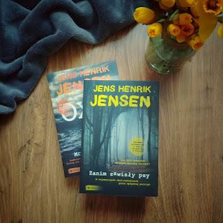 Zanim zawisły psy - Jens Henrik Jensen (Niels Oxen, tom I)