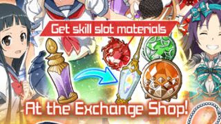 Sword Art Online: MD - Item and Weapon Exchange Shops FAQ Guide