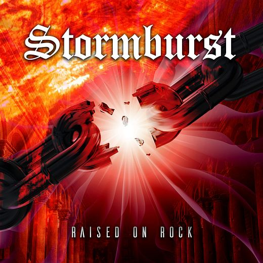 STORMBURST - Raised On Rock (2017) full