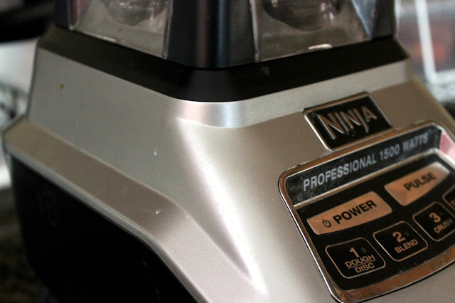 Ninja Blender - Plentiful Pastries