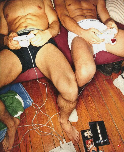 Gay Video Gamers 89