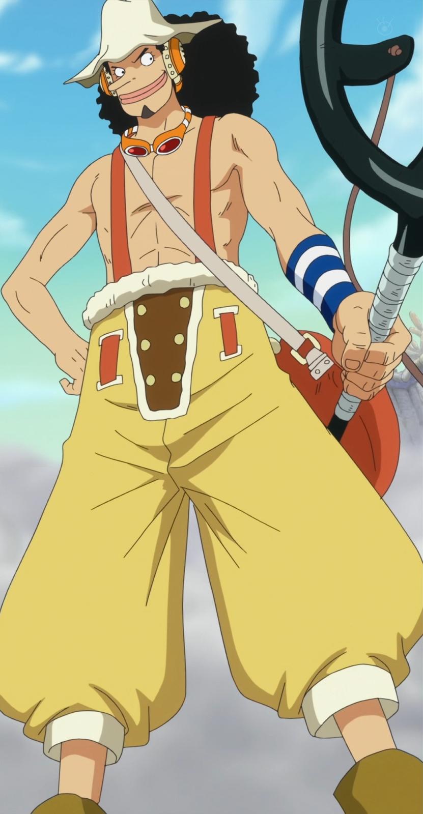 Top 5 One Piece Characters - Blerds Online