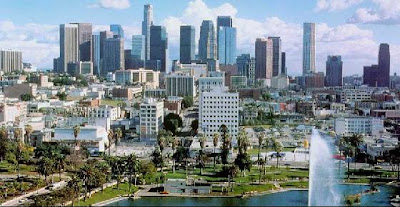 Downtown en Los Angeles - que visitar