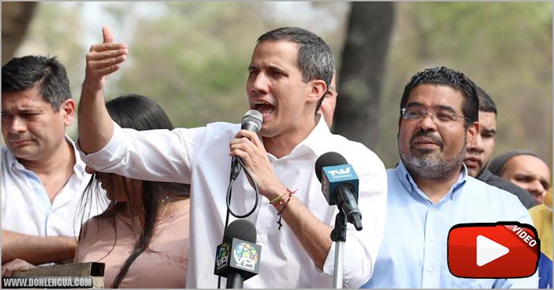 NOS FREGAMOS | Guaidó confirma que no sacará a Maduro por la fuerza
