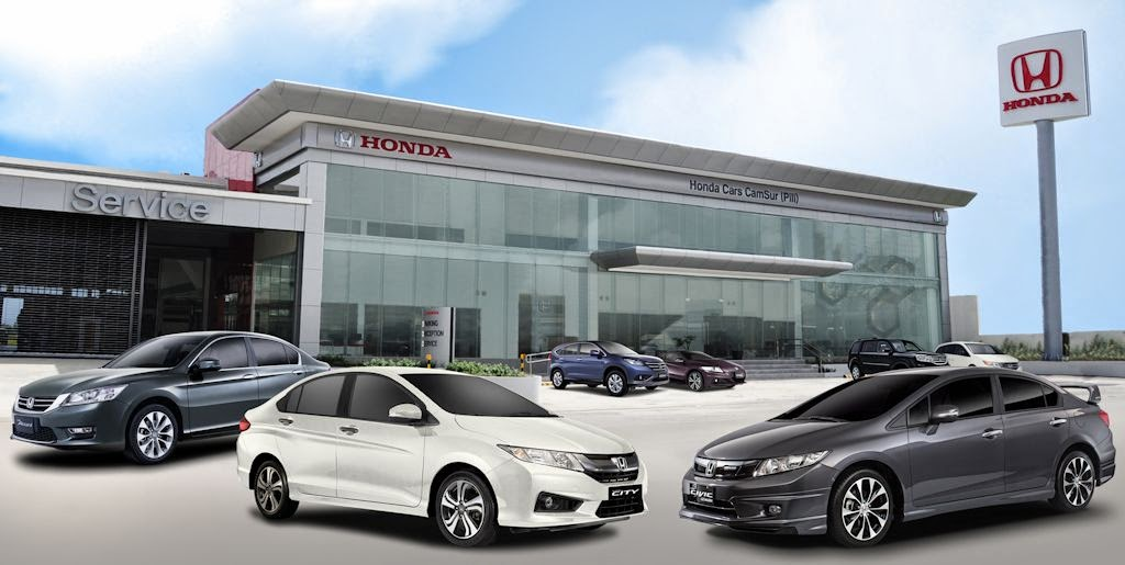 honda cars opens in camarines sur philippine car news