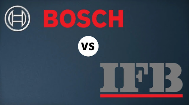 Bosch VS IFB Washing Machine Top Model