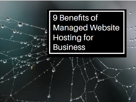 9 Benefits of Managed Website Hosting for Business