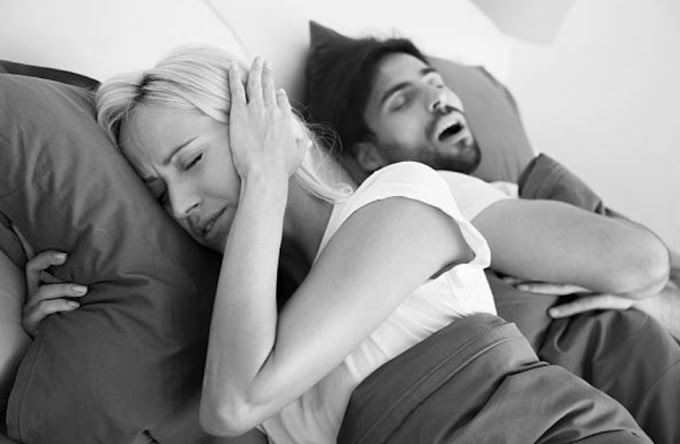 Get Your Good Night's Sleep Even When You Have a Snoring Partner