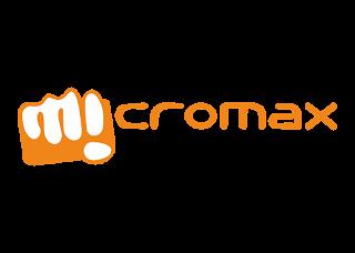 Micromax phone Logo Vector