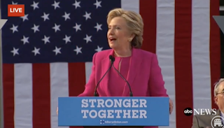 GAFFE: Hillary Forgets Tells NC To Vote For 'Ray Cooper' | The Daily Caller