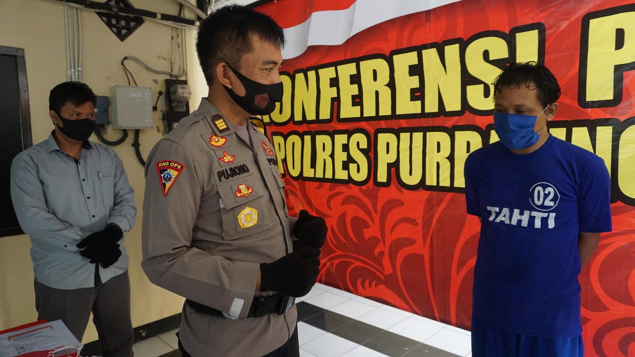 Polisi Bekuk Pelaku Penggelapan 19 Unit Ponsel di Suryamas Cell