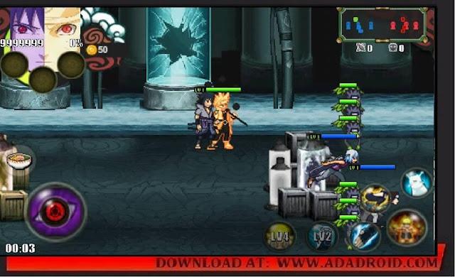 Download Naruto Senki Storm 4 Mod Apk