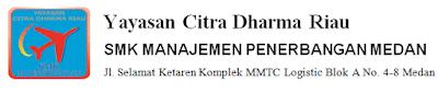 Lowongan kerja Guru SMK Manajemen Penerbangan Medan