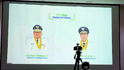 Sulut Raih Posisi Tiga Anugerah Paritrana Award Nasional 2020