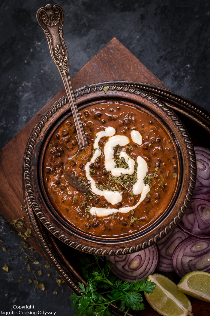 DAL MAKHANI - INSTANT POT SLOW COOK AND STOVETOP METHOD