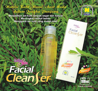 Collaskin Facial Cleanser with Collagen