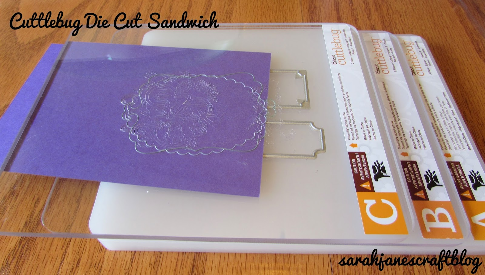 Sarah jane 39 s craft blog cuttlebug die cutting part 1 for Www cuttlebug crafts com