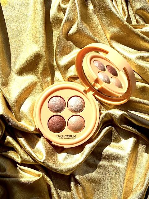 flormar quartet baked eyeshadow 01 fit pinkies