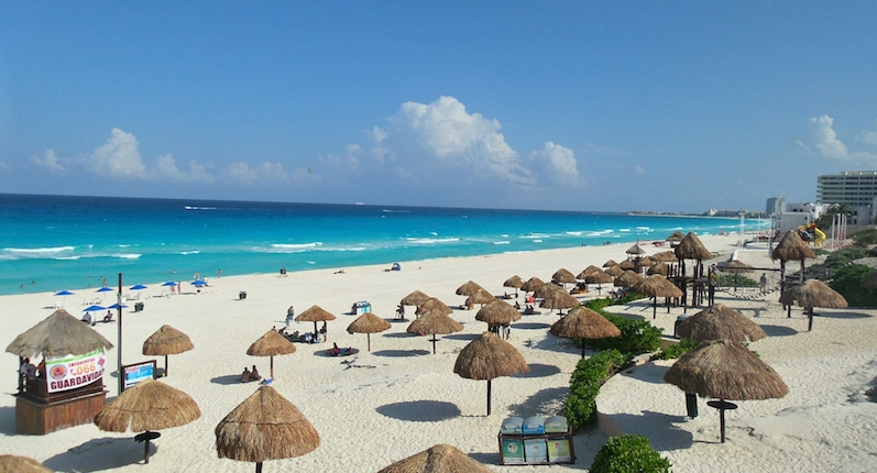 Bellevue Beach Resort Cancun Mexico