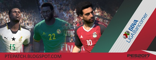 PES 2017 PTE Patch 2017 4.0 AIO + FIX - Single Link