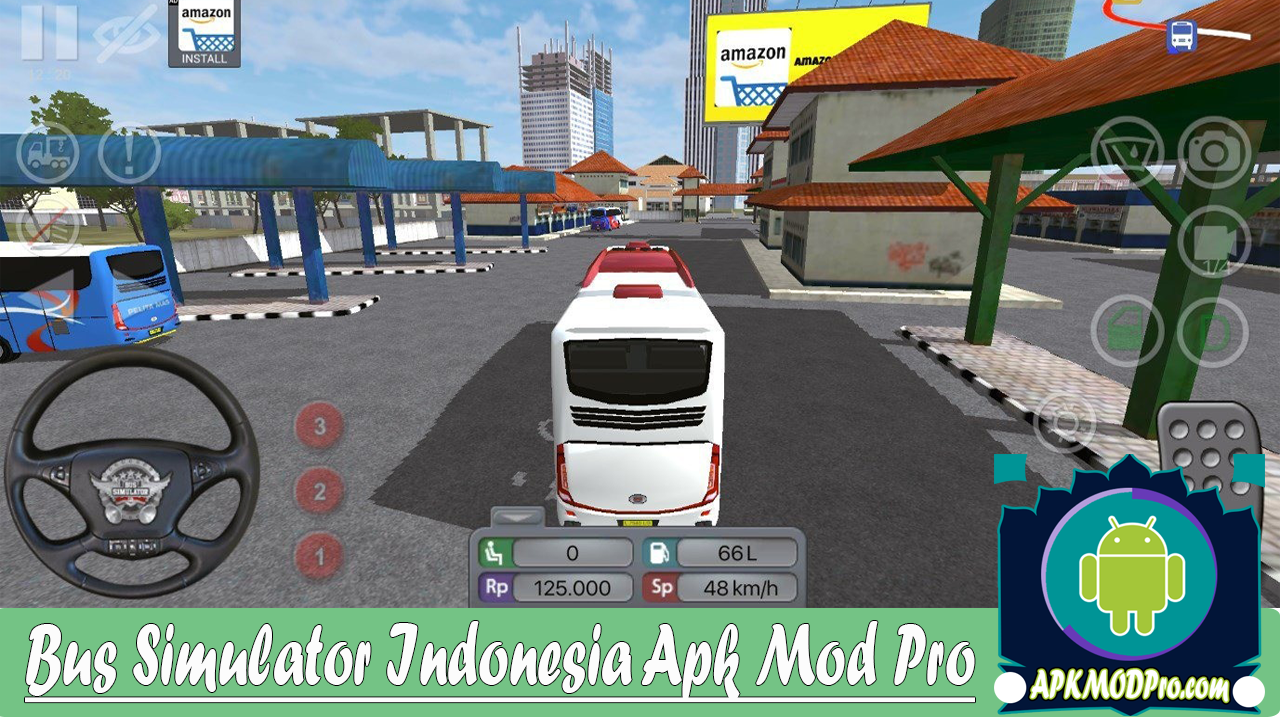Download Download Bus Simulator Indonesia Bussid Mod Apk 3 2 Terbaru 2020 Apkmodpro