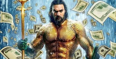 Aquaman Reels In $200 Million Internationally Before U.S. Release