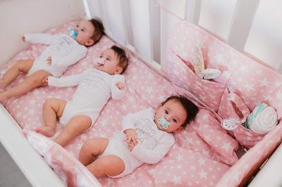 blog mimuselina familias numerosas con dos hijos comunidad de madrid polémica trillizas cojín lactancia embarazo