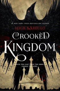 Bibliocrack Review | Crooked Kingdom by Leigh Bardugo