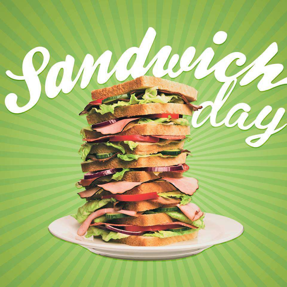 National Sandwich Day Wishes Images