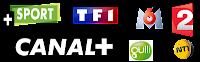 FR BeIN Sports TF1 6TER OCS France iptv Links