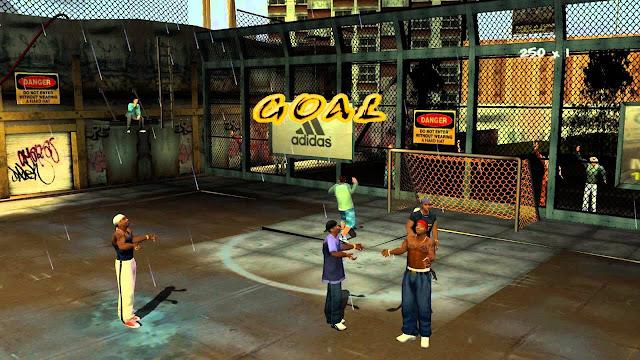 تحميل لعبة كرة الشوارع Urban Freestyle Soccer كاملة اصلية مضغوطه