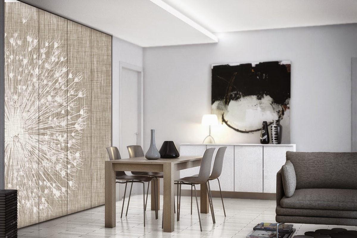 Soggiorno Cucina Arredamento | Illuminazione Soggiorno Cucina E9dx ...