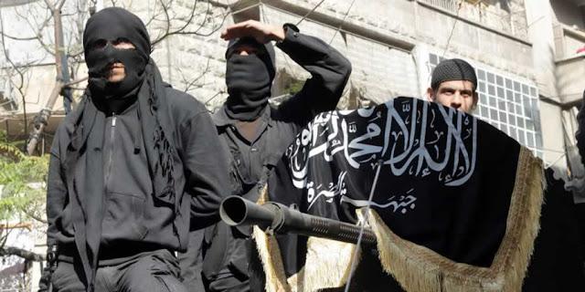 Συρία: Βομβάρδισαν τέμενος που χρησιμοποιούσε το ISIS για κέντρο διοίκησης