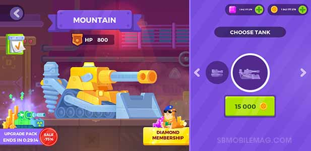 Tank Stars Hack Mod APK Download
