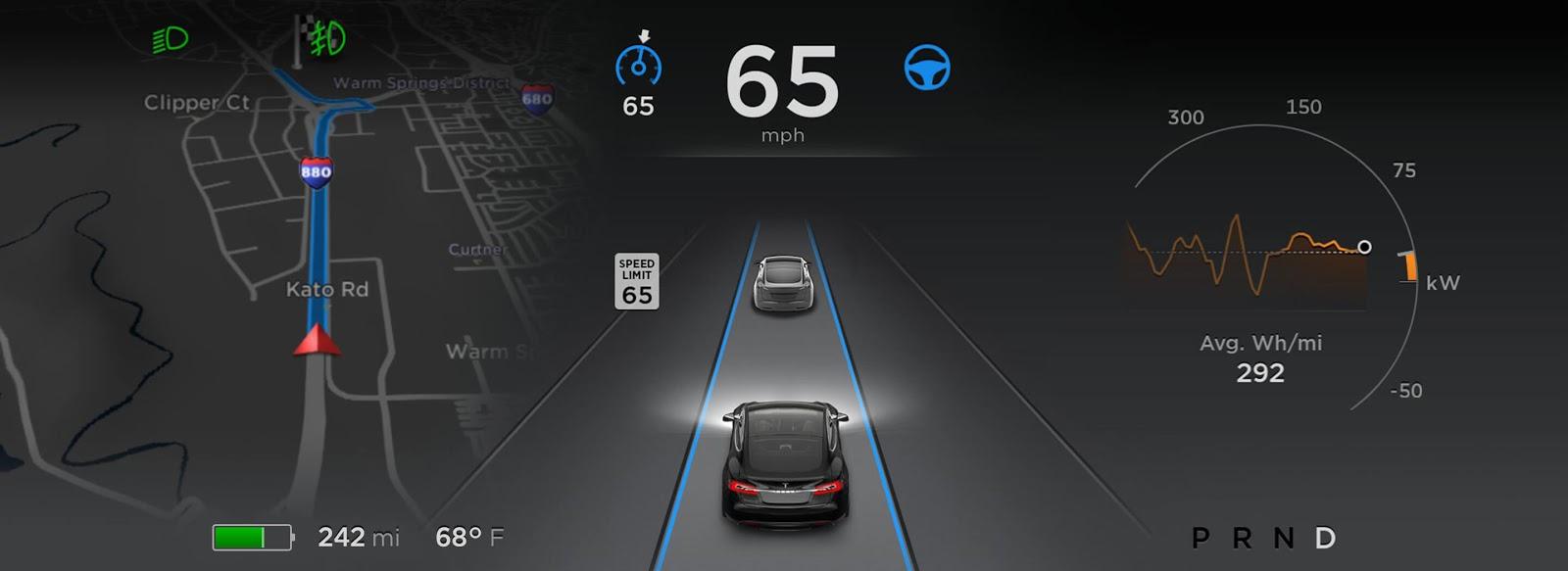 Tesla Model S Facelift (2017) 33
