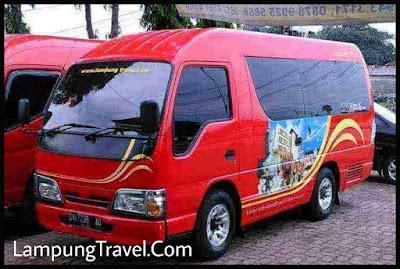 Travel Cempaka Putih Lampung