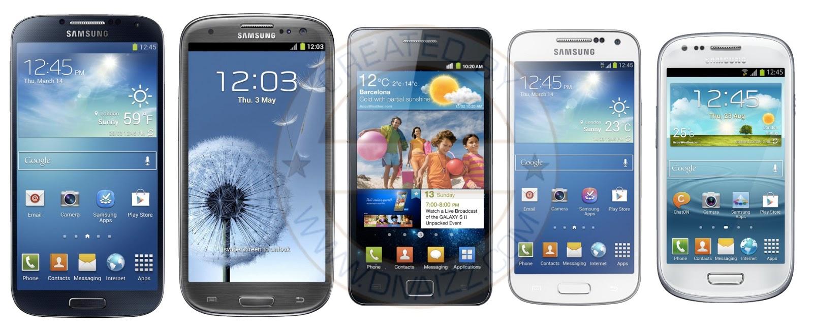 Firmware Samsung Galaxy - www.divaizz.com