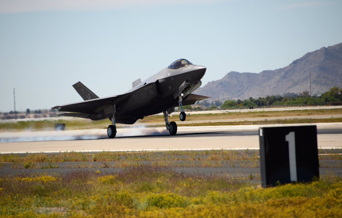 F-35A flights at Luke AFB to resume Wednesday